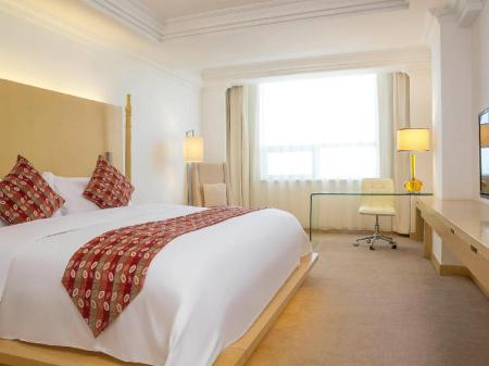 Deluxe Room with 1 King bed Grand Mercure Urumqi Hualing Hotel