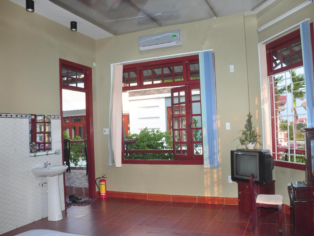 Fitness center Countryside Homestay