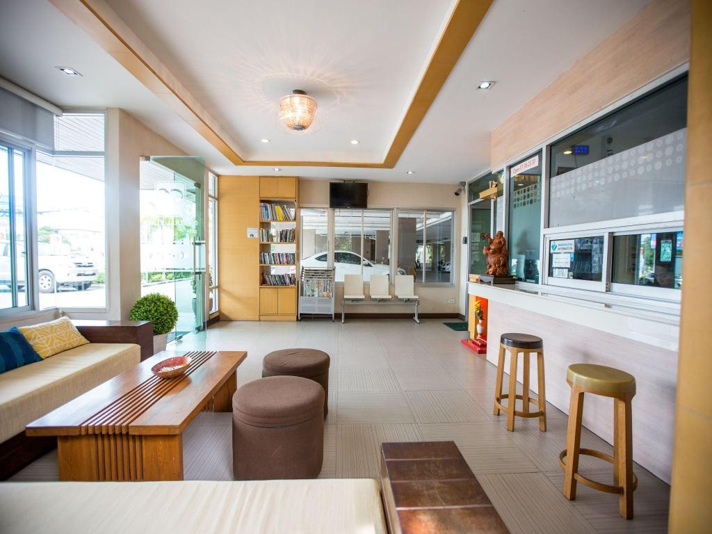 Interior view Central Place Serviced Apartment