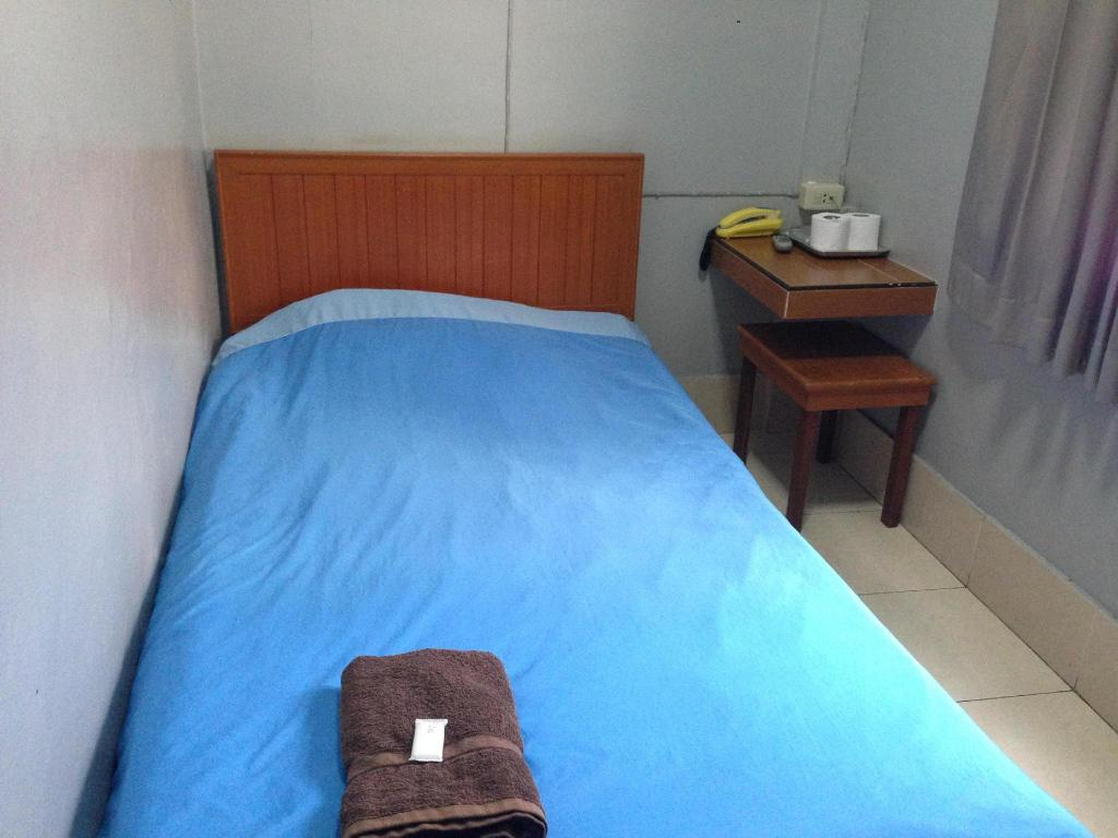 Single - Non-Smoking - Bed White Orchid Inn Nana 1