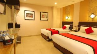 Monas Map And Hotels In Monas Area Jakarta