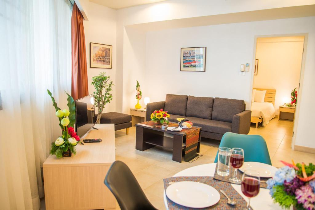 Tarntawan Apartment (Tarntawan Place Apartments)