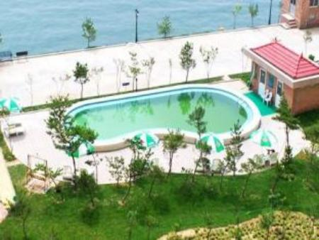 Peldbaseins Weihai Qiming Holiday Hotel