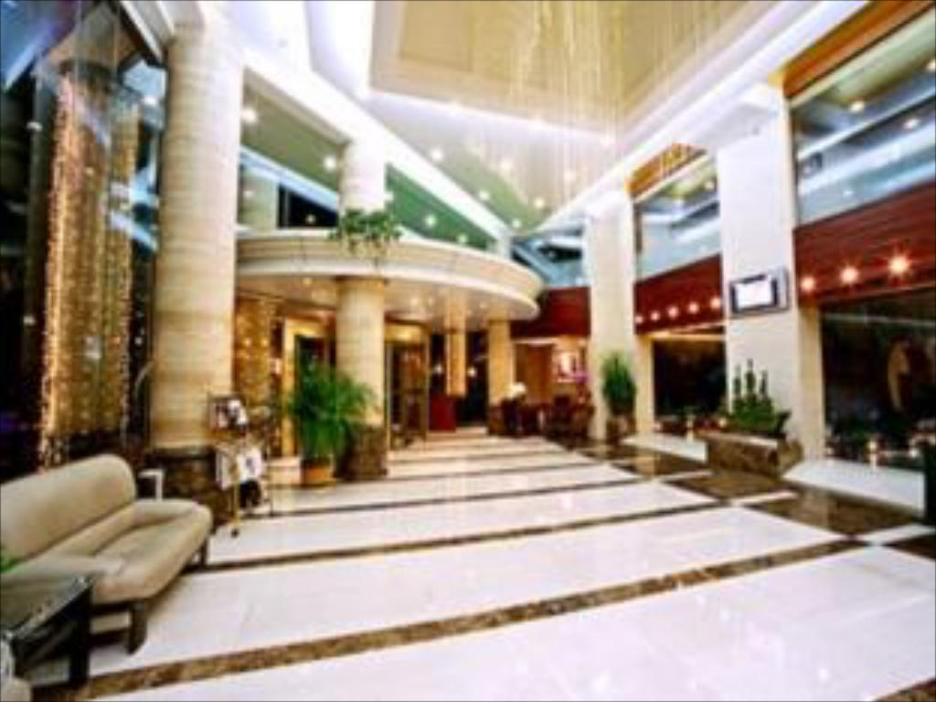 Lobi Weihai Qiming Holiday Hotel