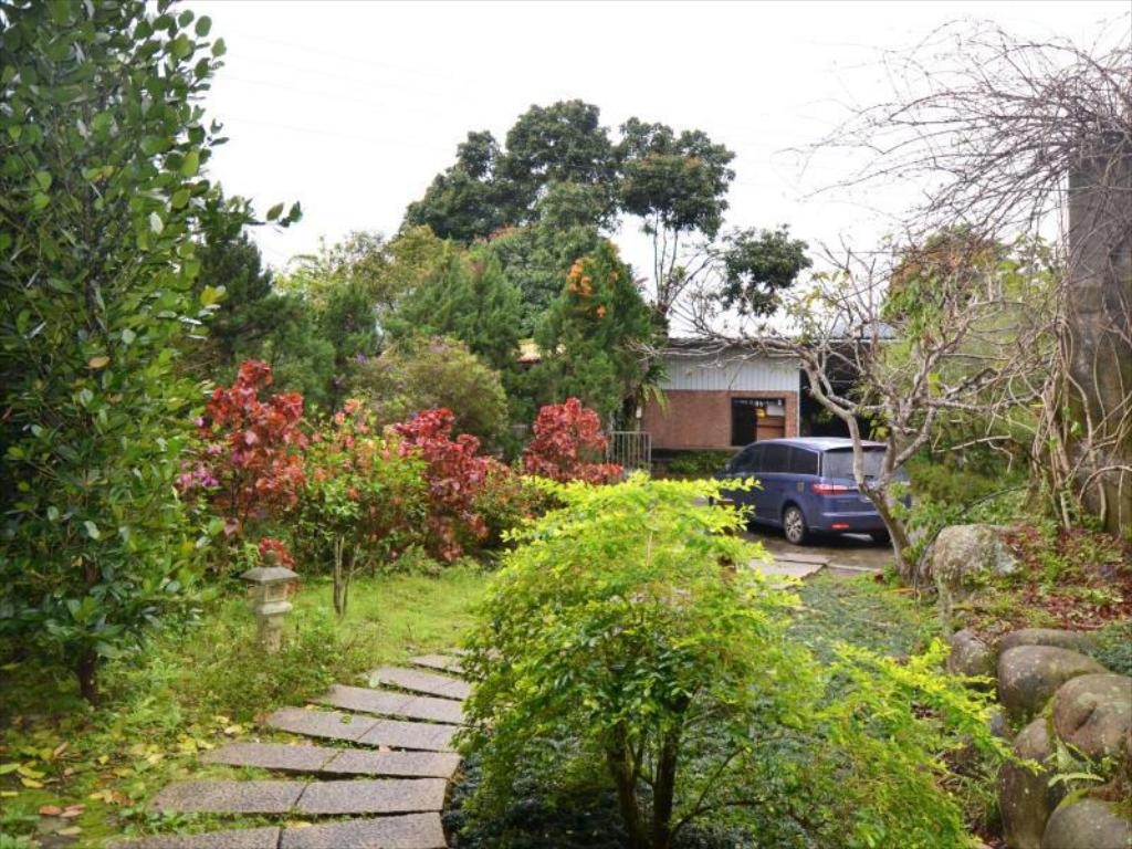 入口 内湾老街山舍雅致民宿  (Neiwan Old Street Hill View Homestay)