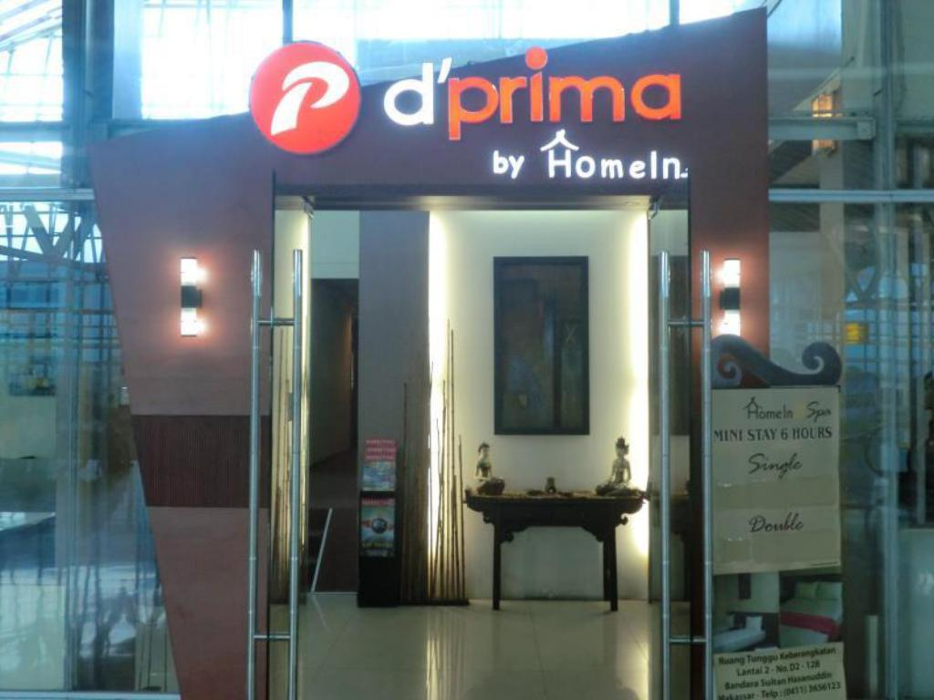 Vista exterior d'prima by Home In Airport Makassar