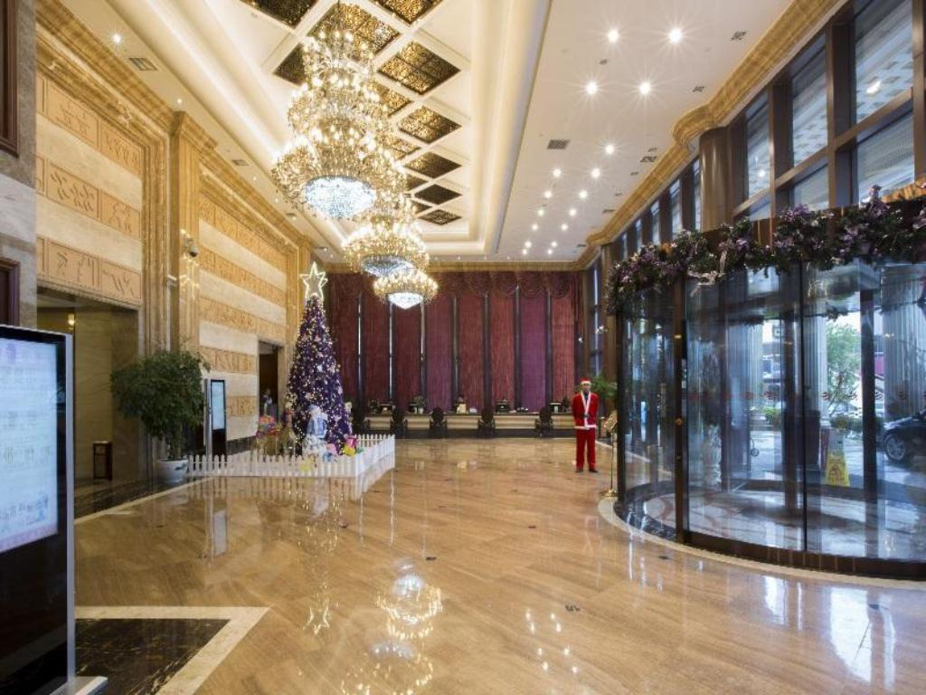 Hol Wenzhou Olympic Holiday Hotel