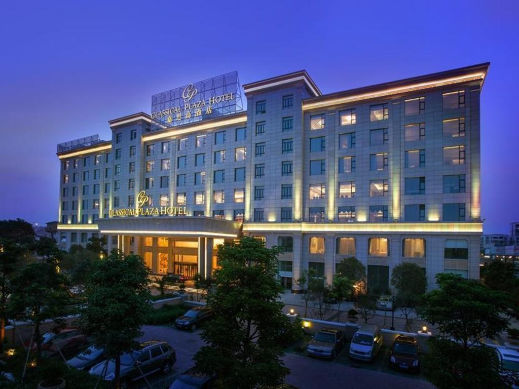 佛山酒店_佛山 佛山嘉思高酒店 (Classical Plaza Hotel)   Agoda推介住宿