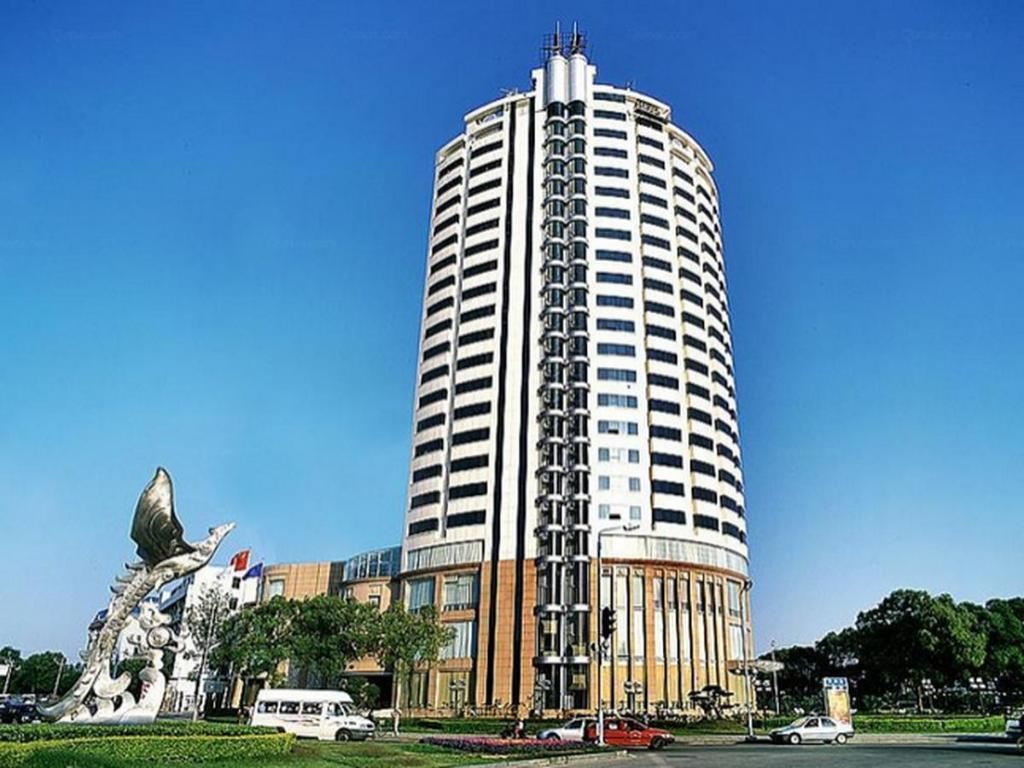 More about Wuhan Hongyi Hotel