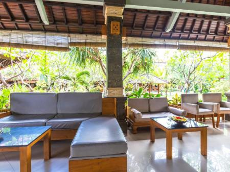 Lobby Kuta Puri Bungalow and Spa