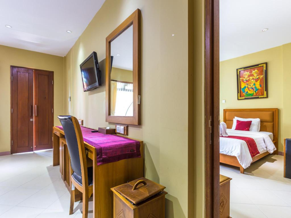 Interconnecting Grand Deluxe Double and Twin Room