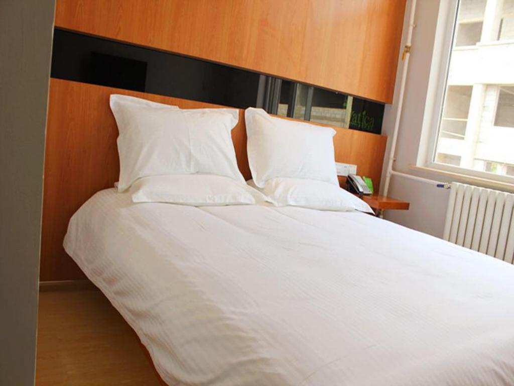 Queen Room - Domestic residents only Vatica Taian Daizong Street Hongmen Branch