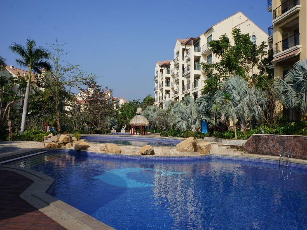 Sanya Baihua Holiday Garden Apartment