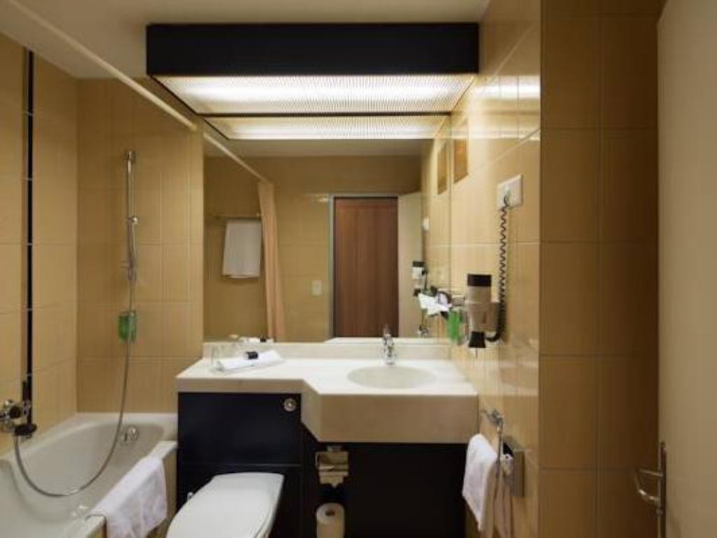 Bathroom Stay @ Zurich Airport
