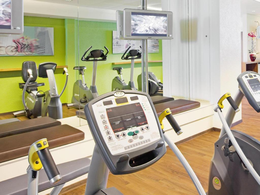 Fitness center Stay @ Zurich Airport