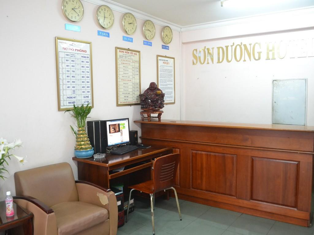 More about Son Duong Hotel