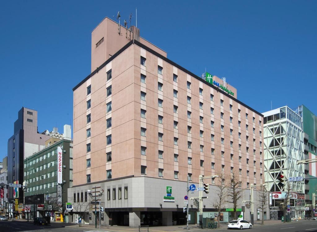 More about Holiday Inn ANA Sapporo Susukino