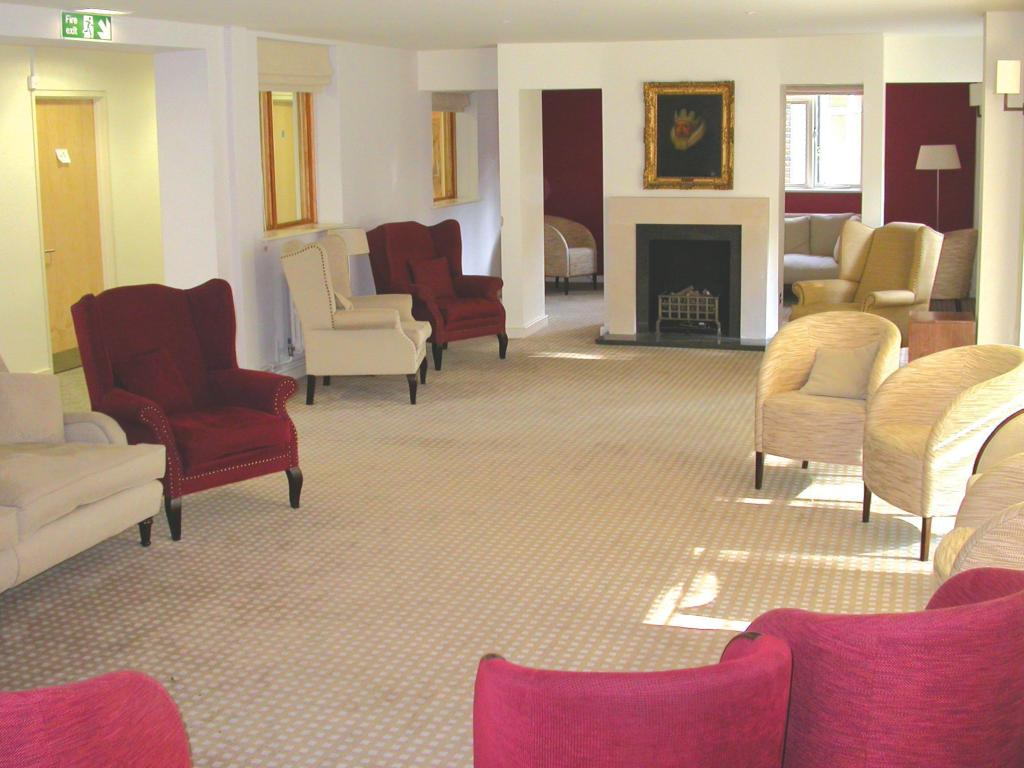 Interior view The Royal Foundation of St Katharine Hotel