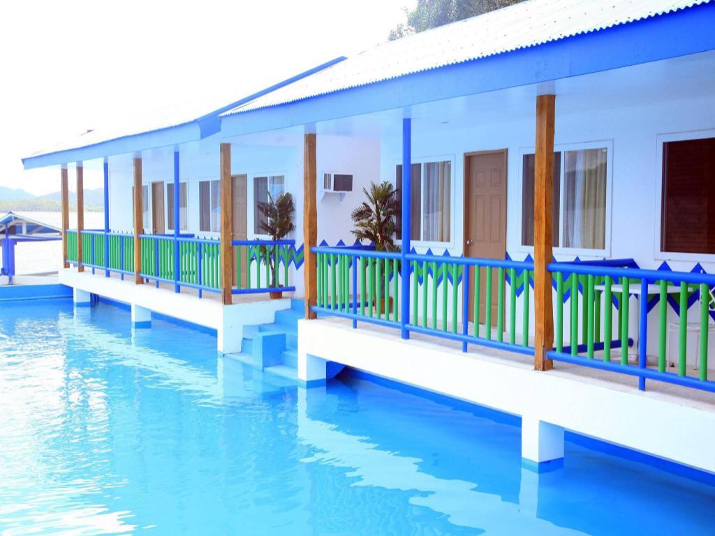 Coron Underwater Garden Resort