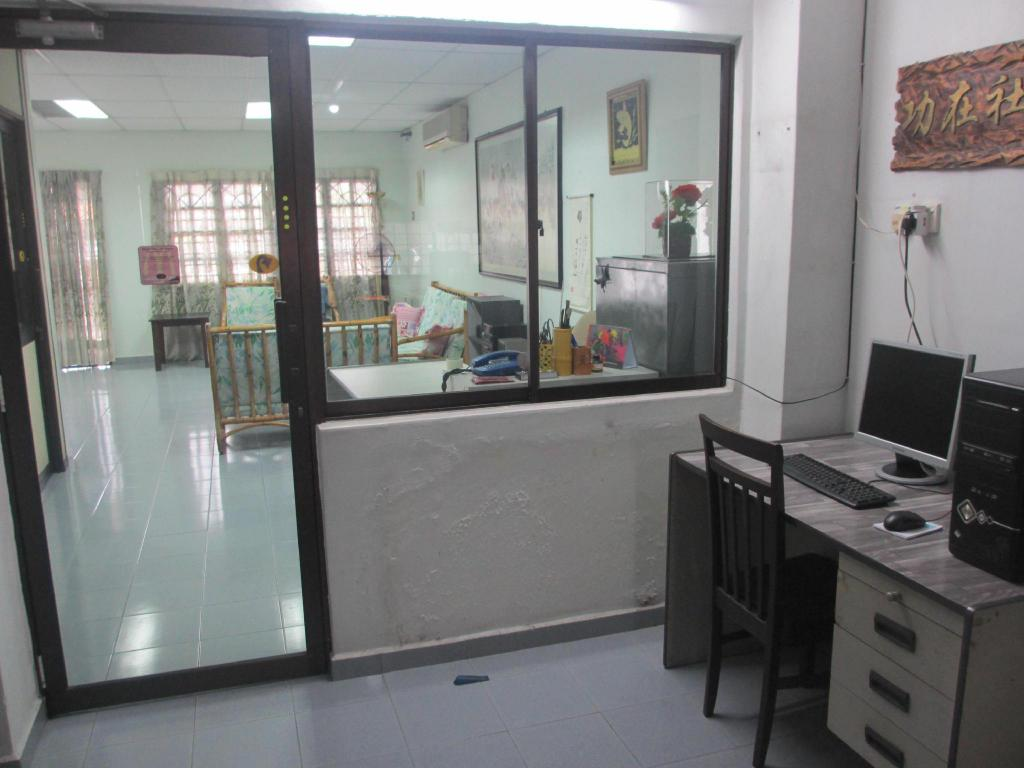 Interior view Ipoh Stadium Homestay