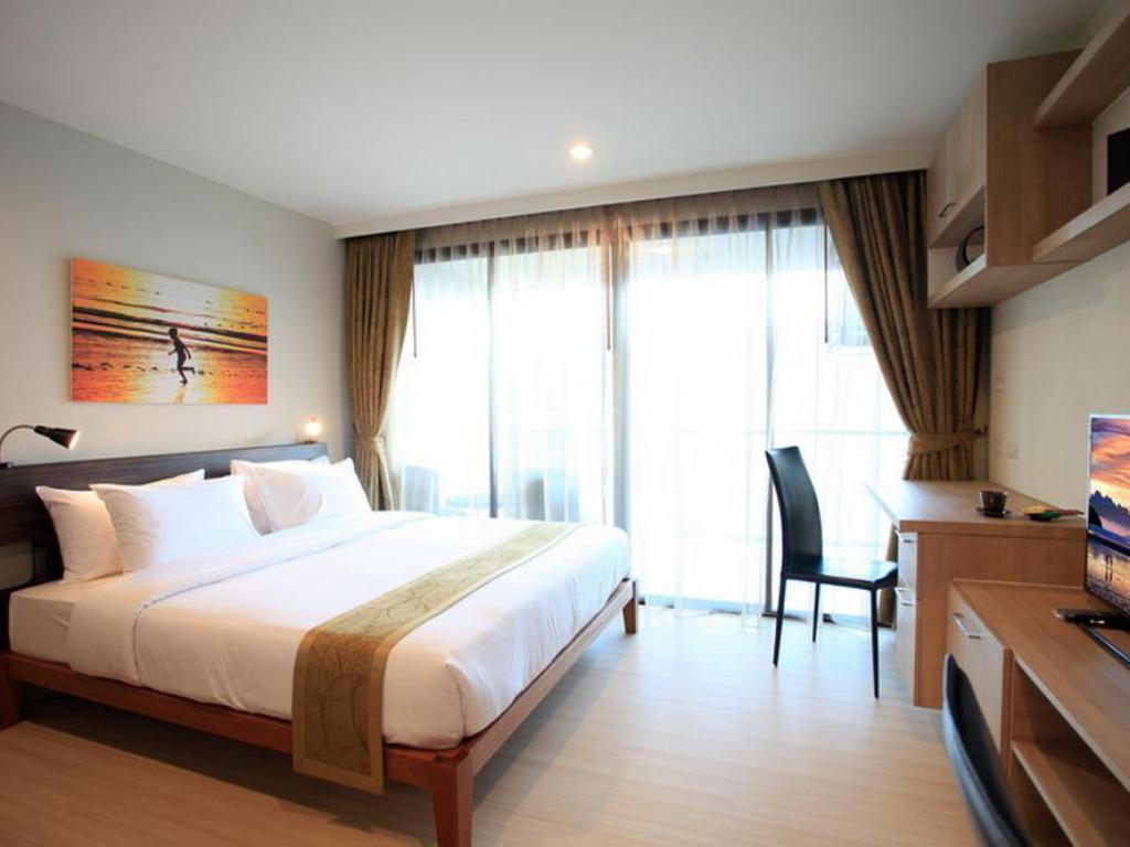 Studio - Huone The Unity Patong Private Apartment