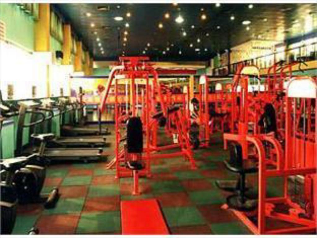 Fitness center Hongye Hotel Xi'an