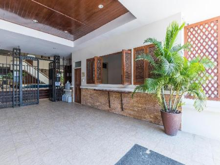Lobby Panchalae Boutique Residence