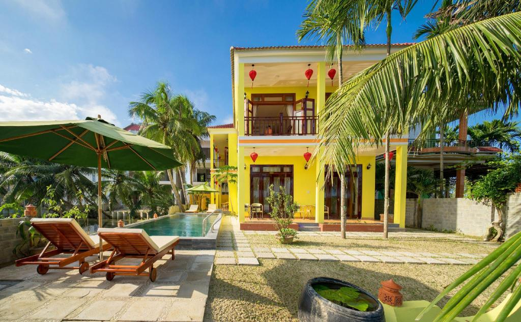 Entrada Lakeview Villa Homestay Hoi An