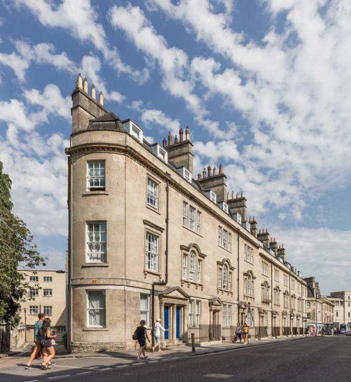 More about SACO Bath - St James's Parade