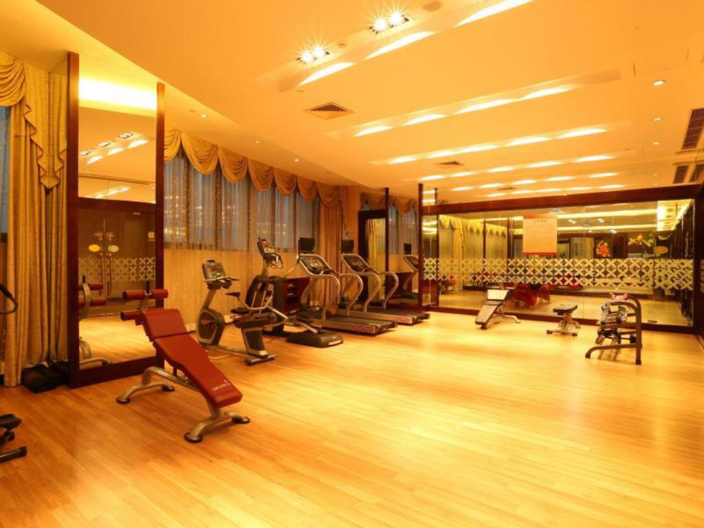 Fitness center Yiwu Hotel
