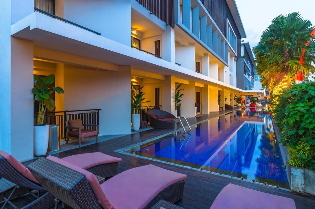 HARRIS Hotel Seminyak в Балі в Індонезія - Найкращі знижки на ... c21db8affcc