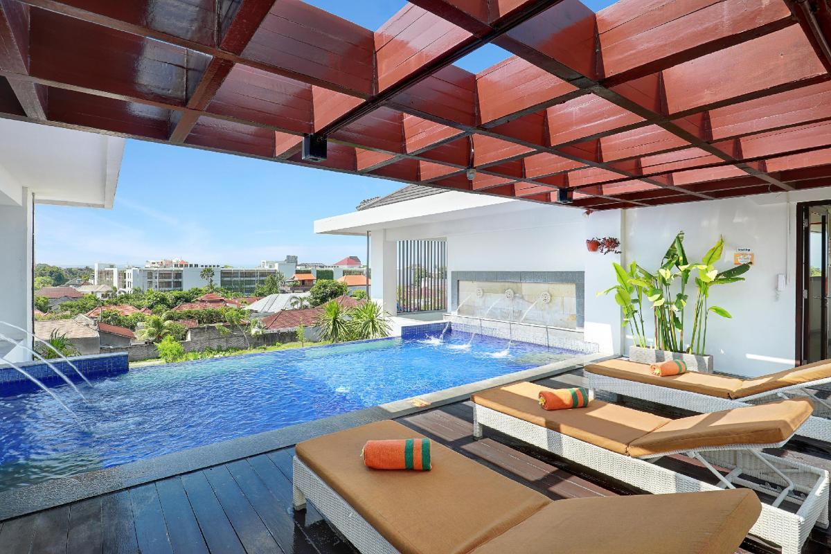 Harris Hotel Seminyak In Bali Room Deals Photos Reviews