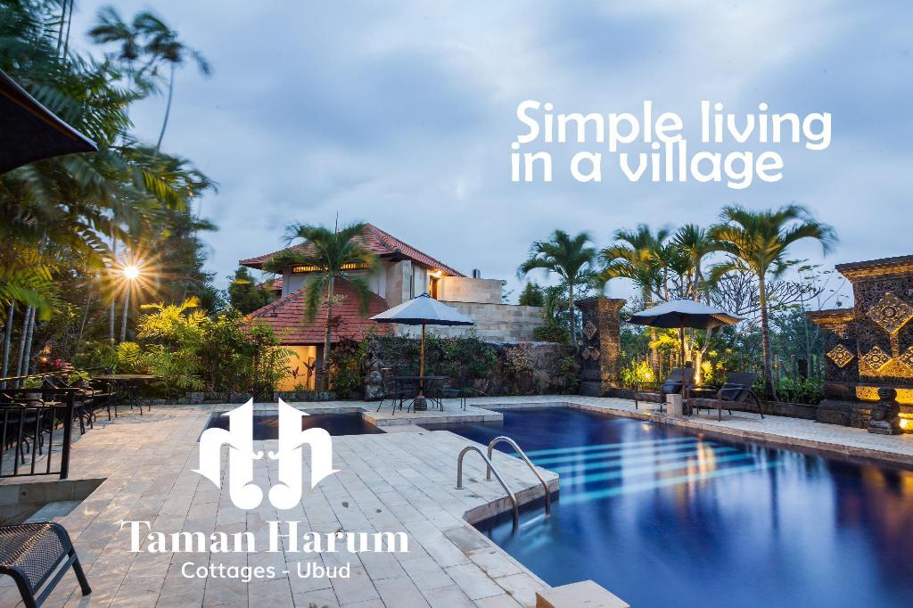 Taman Harum Cottages Hotel Resort Bali Deals Photos Reviews