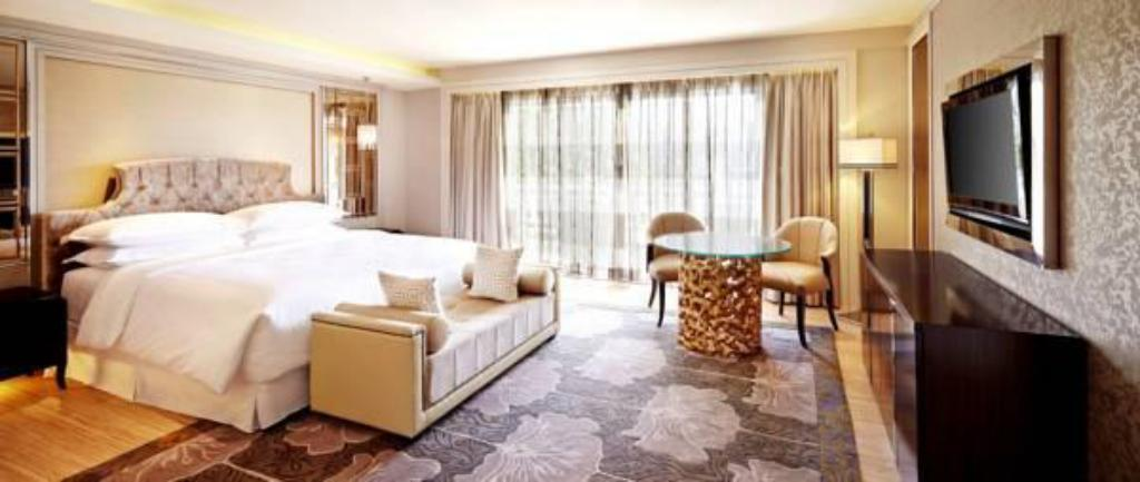 Presiden Suite, Tower Lounge access lounge access, 1 King - Guestroom