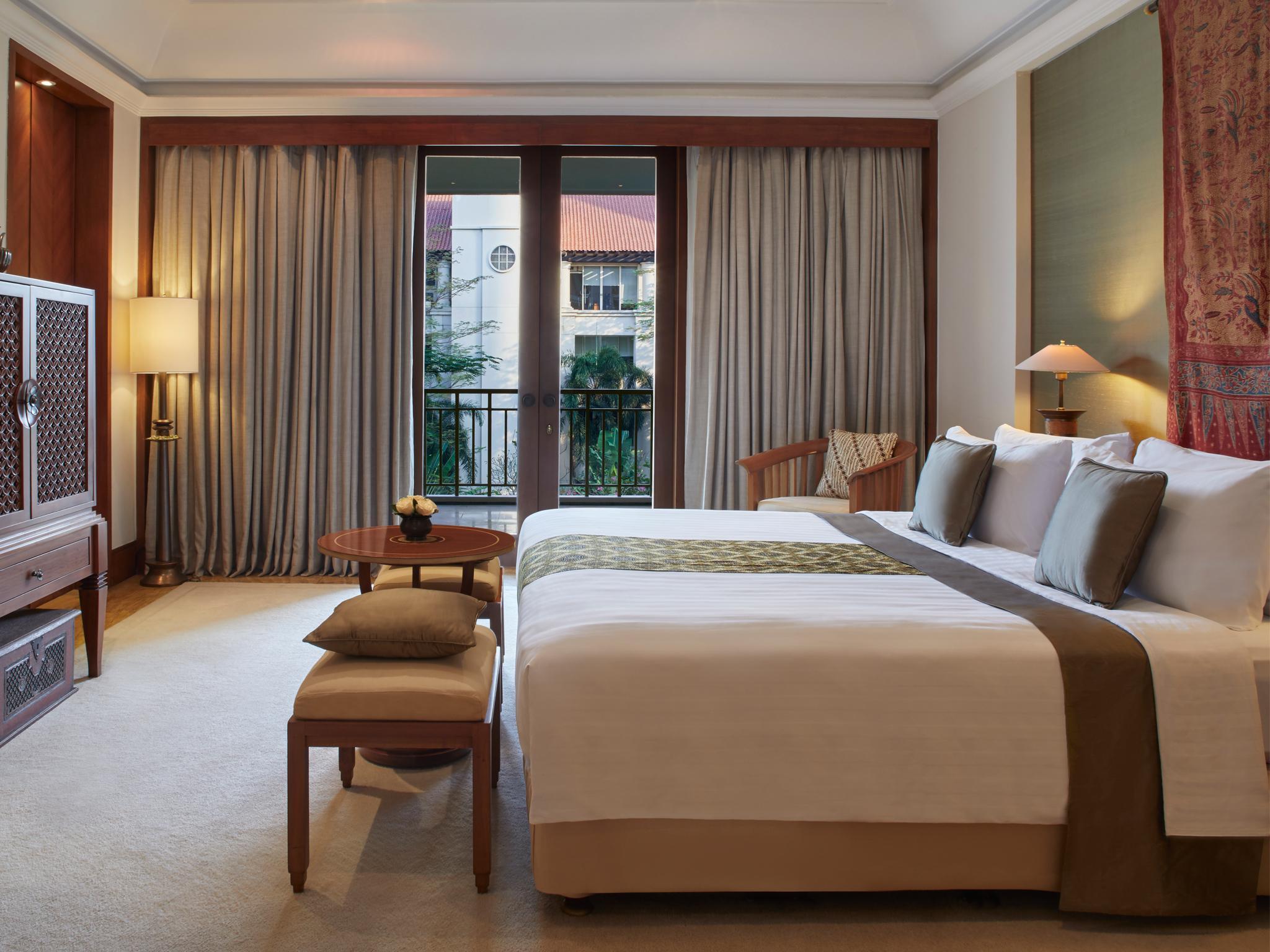 The Dharmawangsa Hotel Yakarta Ofertas De último Minuto En