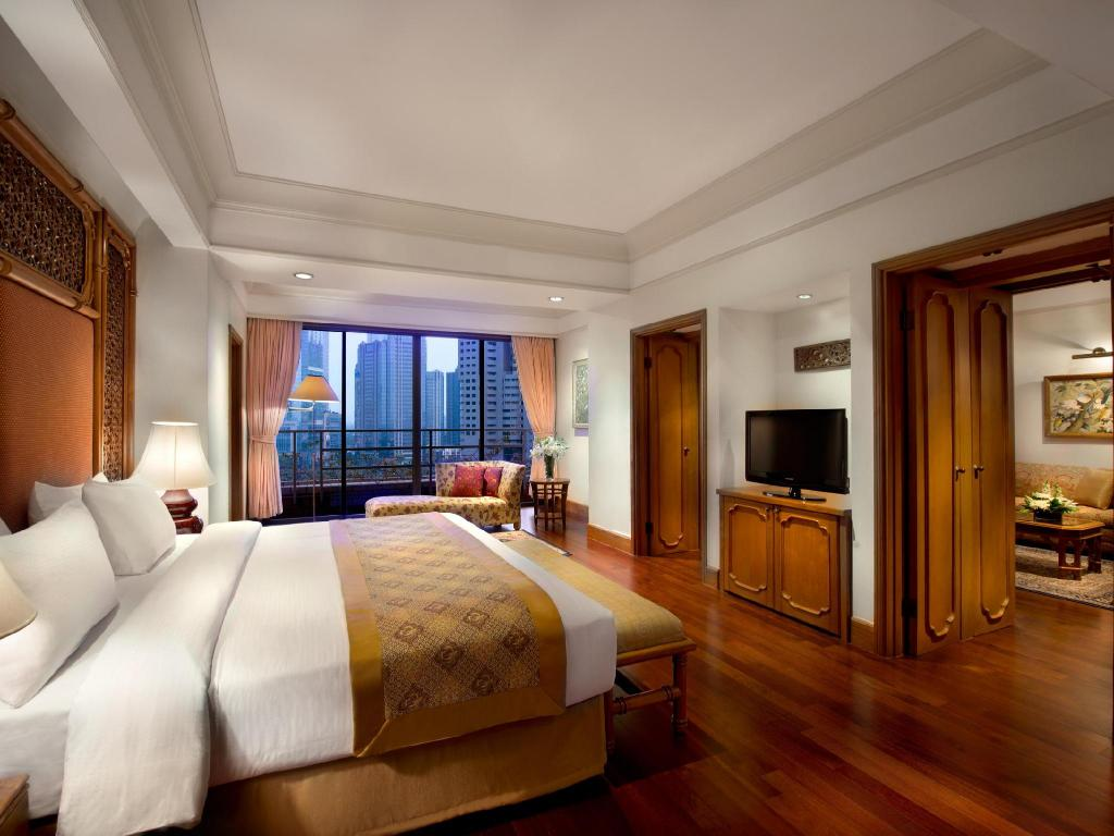 Interior view The Sultan Hotel & Residence Jakarta