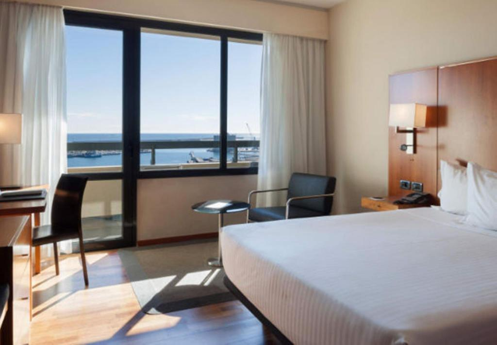 Standard View, Guest room, 1 King or 2 Twin/Single Bed(s) - 객실 AC 호텔 말라가 팔라시오 (AC Hotel Malaga Palacio)