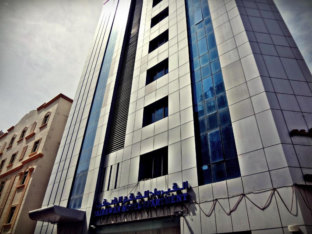 Экстерьер Qairawan Suites Hotel Apartments