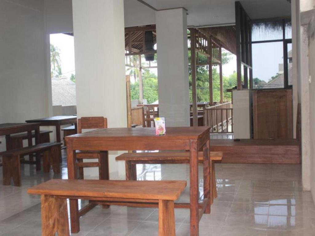 Empfangshalle Banyu Urip Homestay