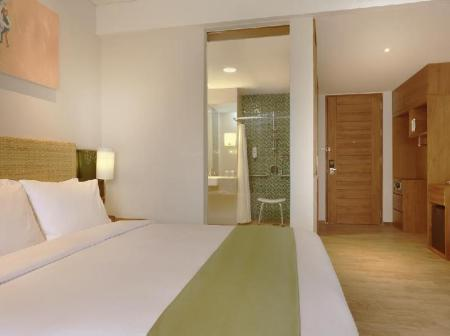 1 Queen Bed Accessible Rollin Shower Non-Smoking Holiday Inn Express Bali Raya Kuta