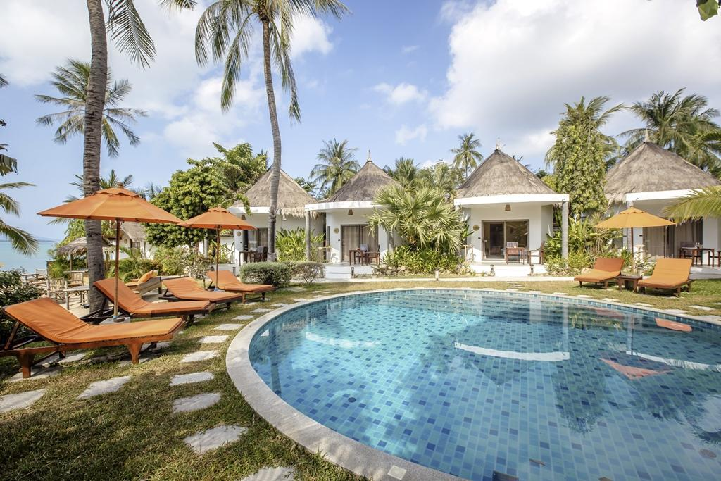 Swimming pool [outdoor] Secret Garden Beach Resort