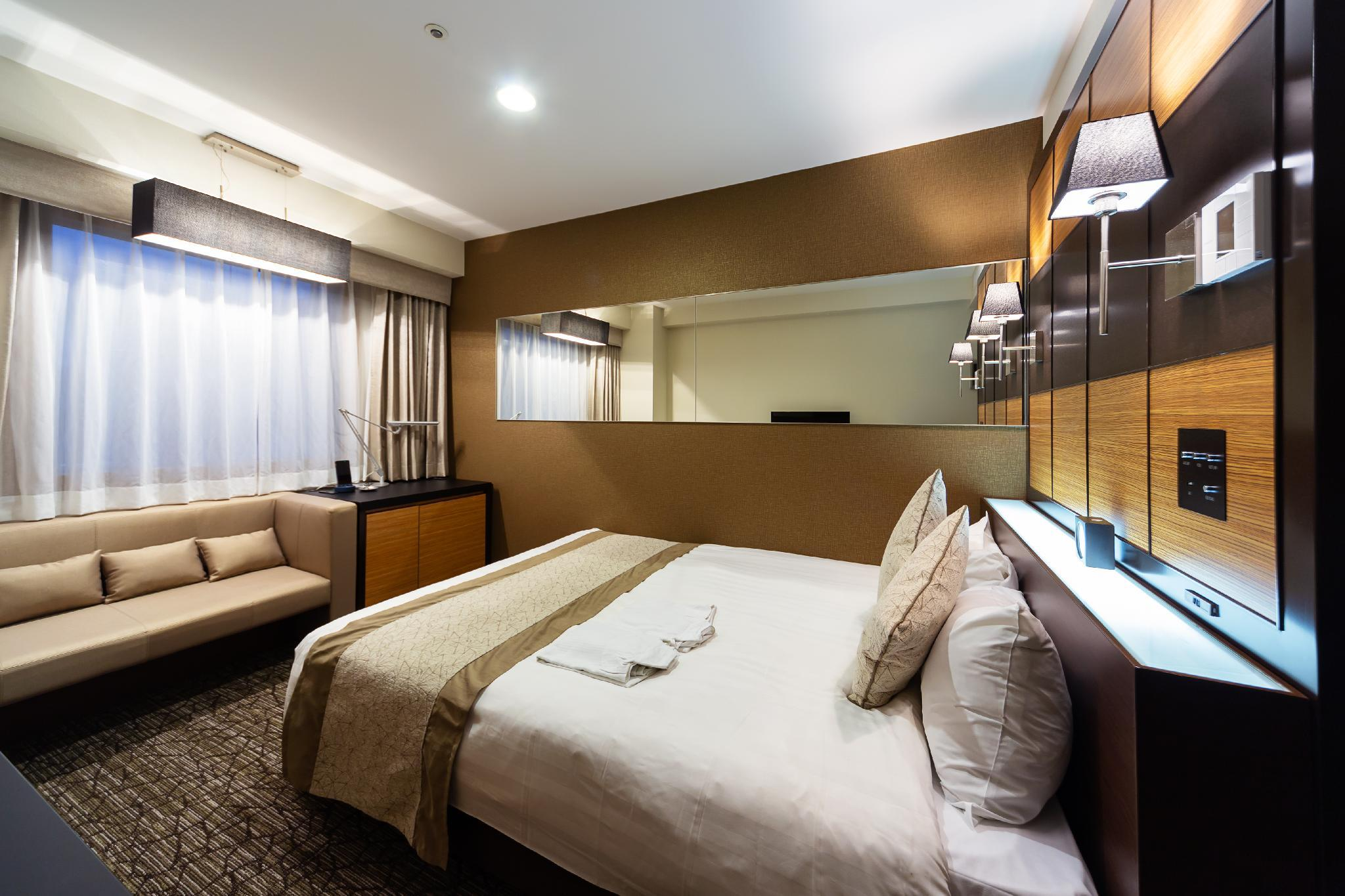 Kamar Relax Double Bebas Asap Rokok (Relax Double Room Non-Smoking)