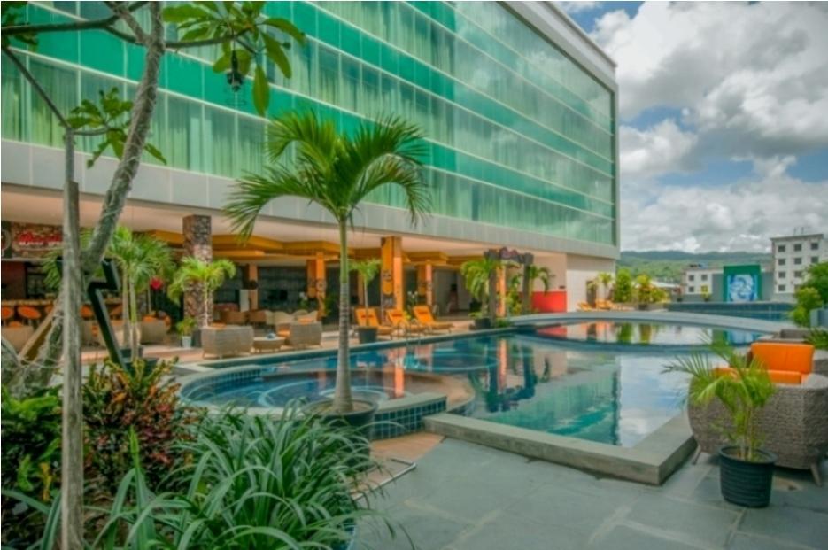 book claro kendari ex grand clarion hotel convention in kendari rh agoda com
