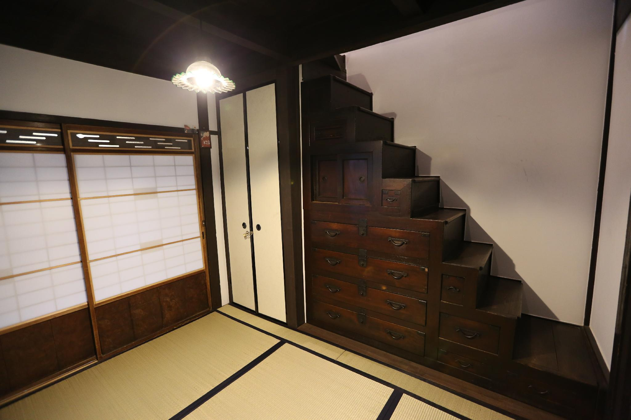 Adosado tradicional Machiya para 10 personas (Machiya Traditional Townhouse for 10 People)