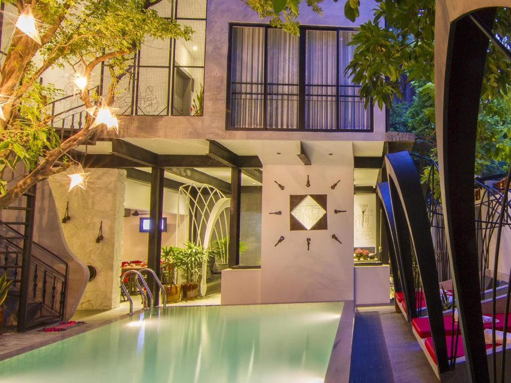 More about TEAV Boutique Hotel & Spa (Bassac)