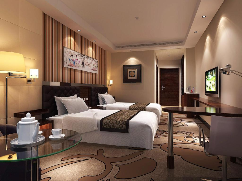 توأم بيزنس فندق زيان ليشان إنترناشيونال هوليداي (Xian Lishan International Holiday Hotel)