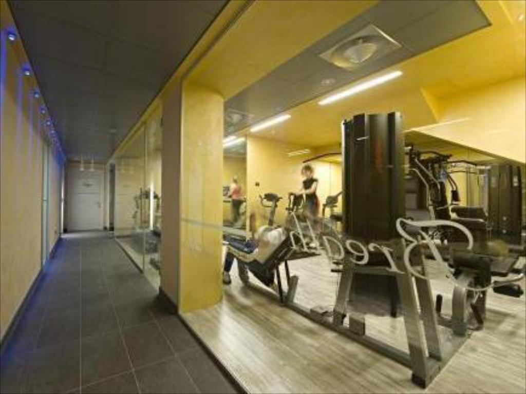 fitnesscentrum Arli Hotel Business and Wellness