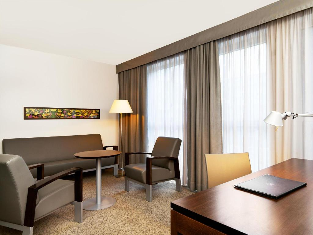 Interior view Four Points by Sheraton Bolzano