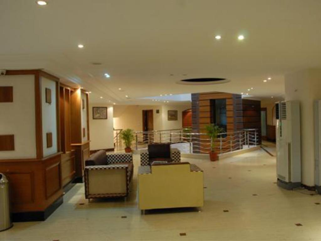 Interior view Hotel Jyoti