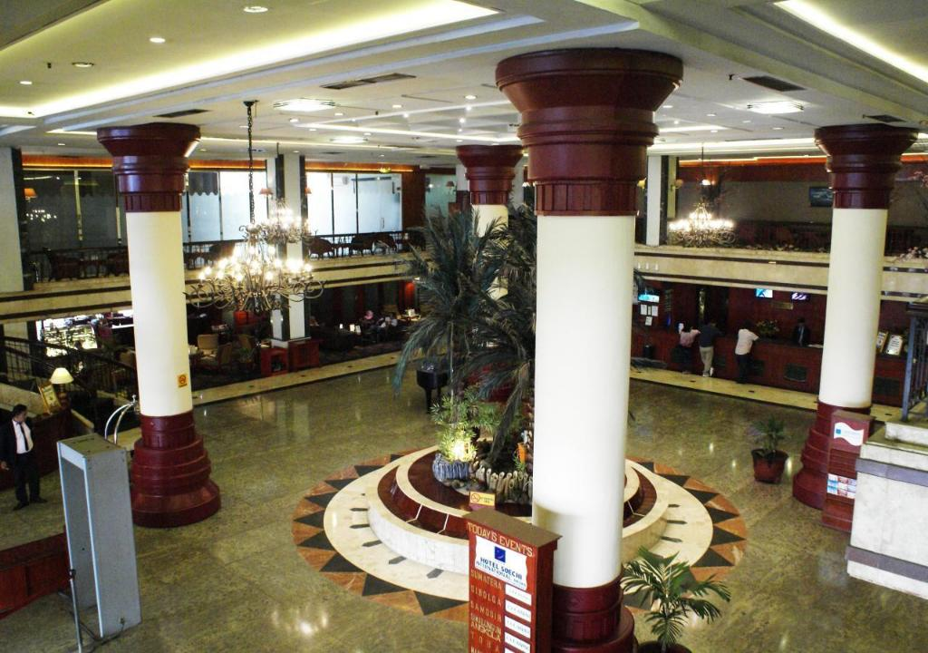 More about Soechi International Hotel